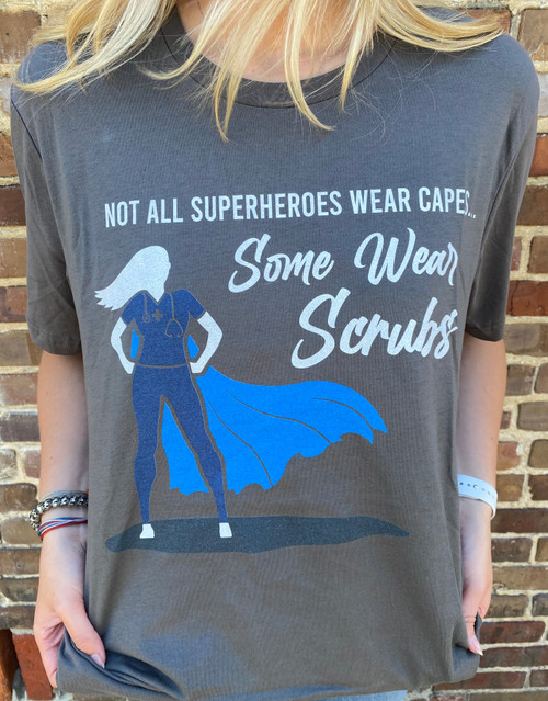 Daydream Tees Not All Superheroes Wear Capes