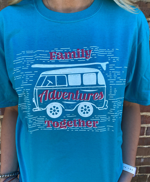 Daydream Tees Family Adventures