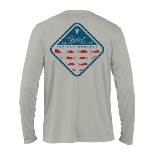 Tried and True Performance Ash Long Sleeve