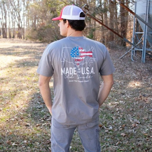 Old South Apparel Made in the USA