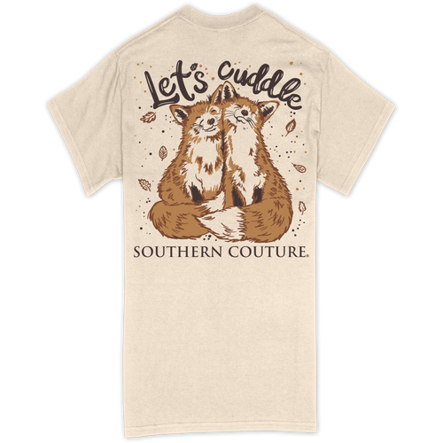 Southern Couture Let's Cuddle Natural SS