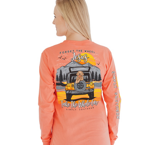 Simply Southern Wheel Tiger LS