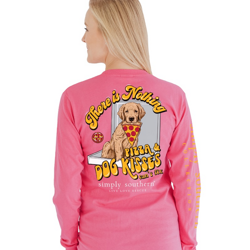 Simply Southern Pizza Punch LS