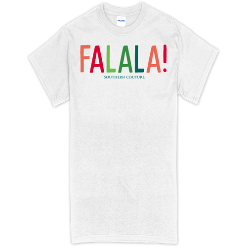 Southern Couture Falala White SS