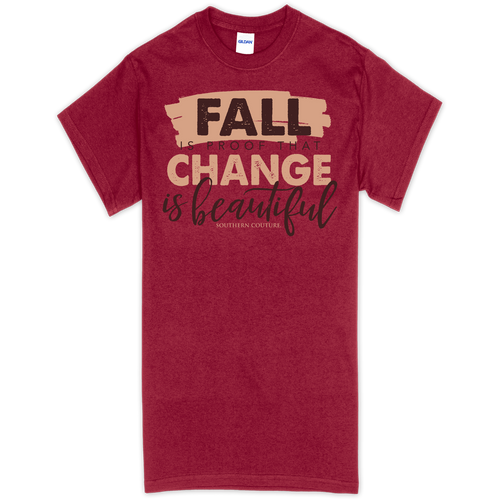 Southern Couture Fall Is Proof Cardinal Red SS