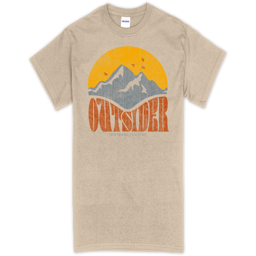 Southern Couture Outsider Sand SS