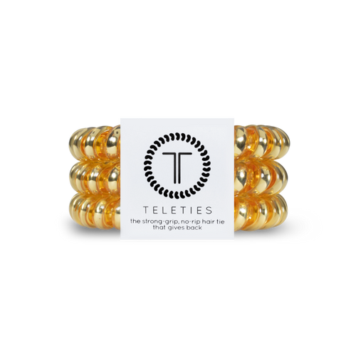Teleties Large Sunset Gold
