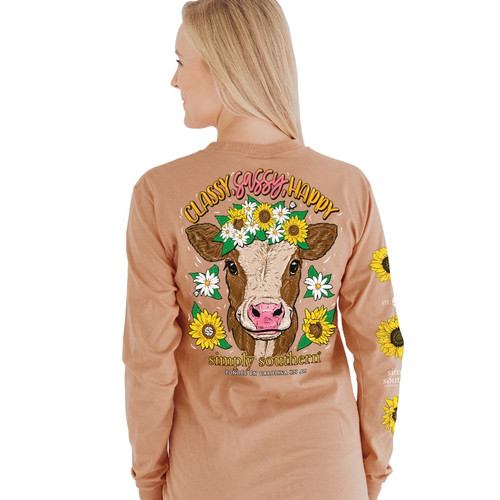 Simply Southern Sassy Latte LS
