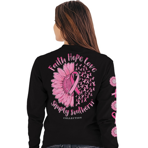 Simply Southern Hope Black LS
