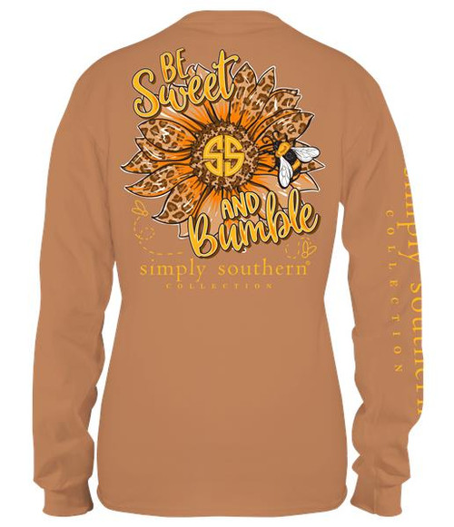 Simply Southern Bumble Latte LS