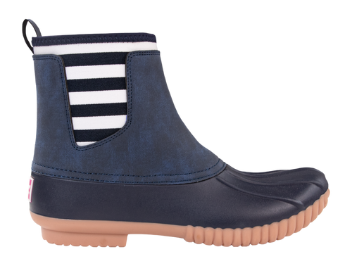 Simply Southern Boots Slip Stripe