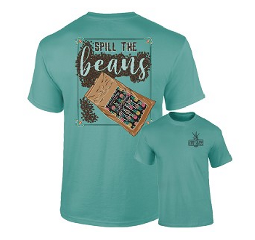Southernology Spill the Beans T-Shirt
