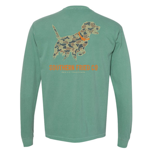 Southern Fried Cotton Born to Hunt-LS