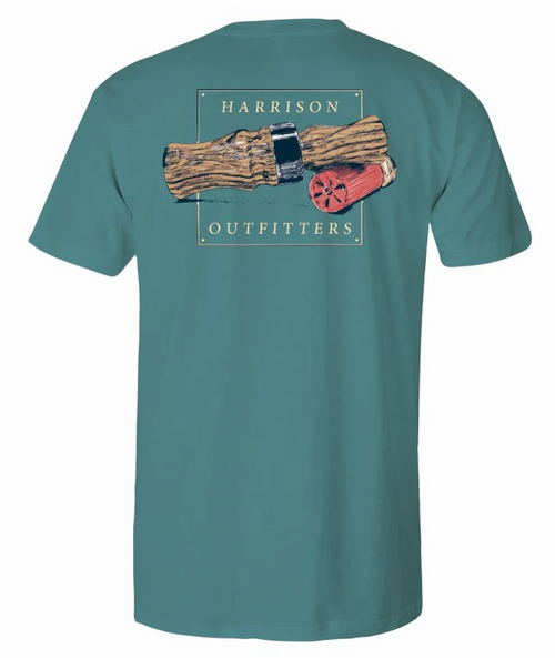 Harrison Outfitters Duck Call Seafoam