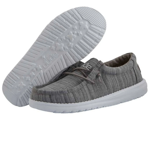 Hey Dude Wally Toddler Linen Stone