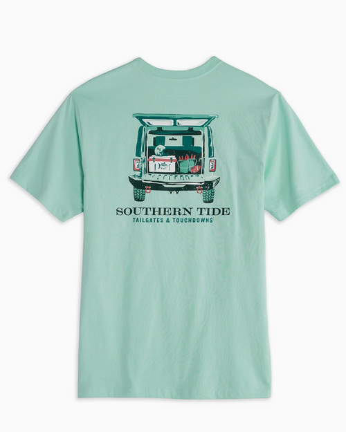 Southern Tide Tailgates and Touchdowns Offshore Green