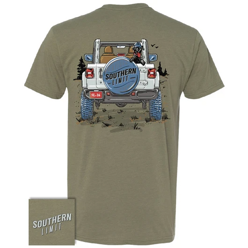 Southern Limit Outdoor Riding Jeep
