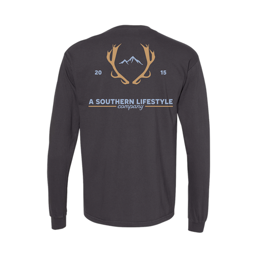 A Southern Lifestyle Co. Mountain Time Granite LS