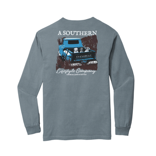 A Southern Lifestyle Co. Dad's Old Truck Granite LS