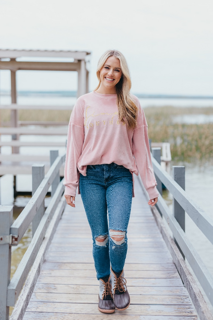 Simply Southern Squishy Top Rose