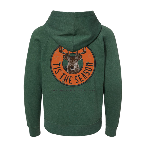 A Southern Lifestyle Tis the Season Youth Hoodie