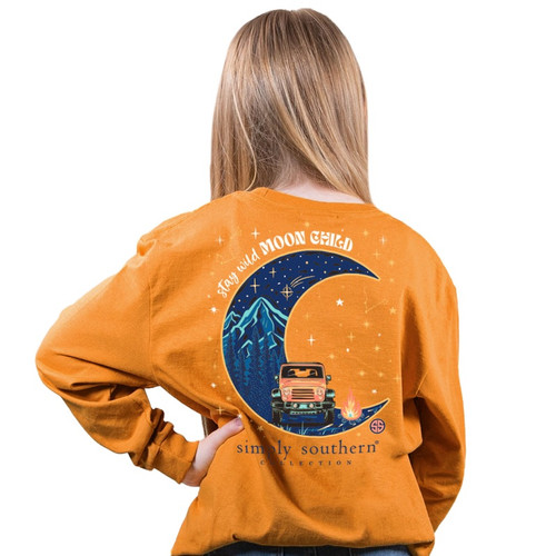 Simply Southern Moonchild Curry LS