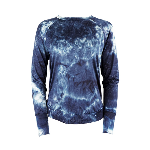 Hello Mello Dyes The Limit Lounge Top Navy