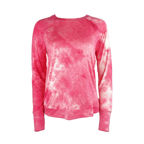 Hello Mello Dyes The Limit Lounge Top Coral