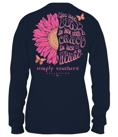 Simply Southern Grace Midnight LS