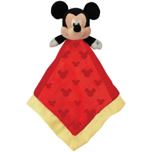 Personalized Mickey Snuggle Blanket