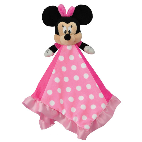 Personalized Minnie Snuggle Blanket