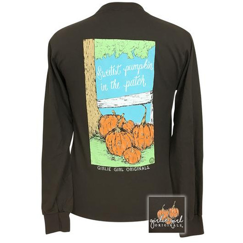 Girlie Girl Originals Sweetest Pumpkin LS
