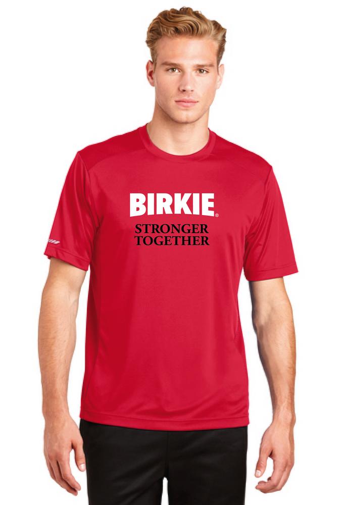 #BirkieStrongerTogether Men's Tech Tee