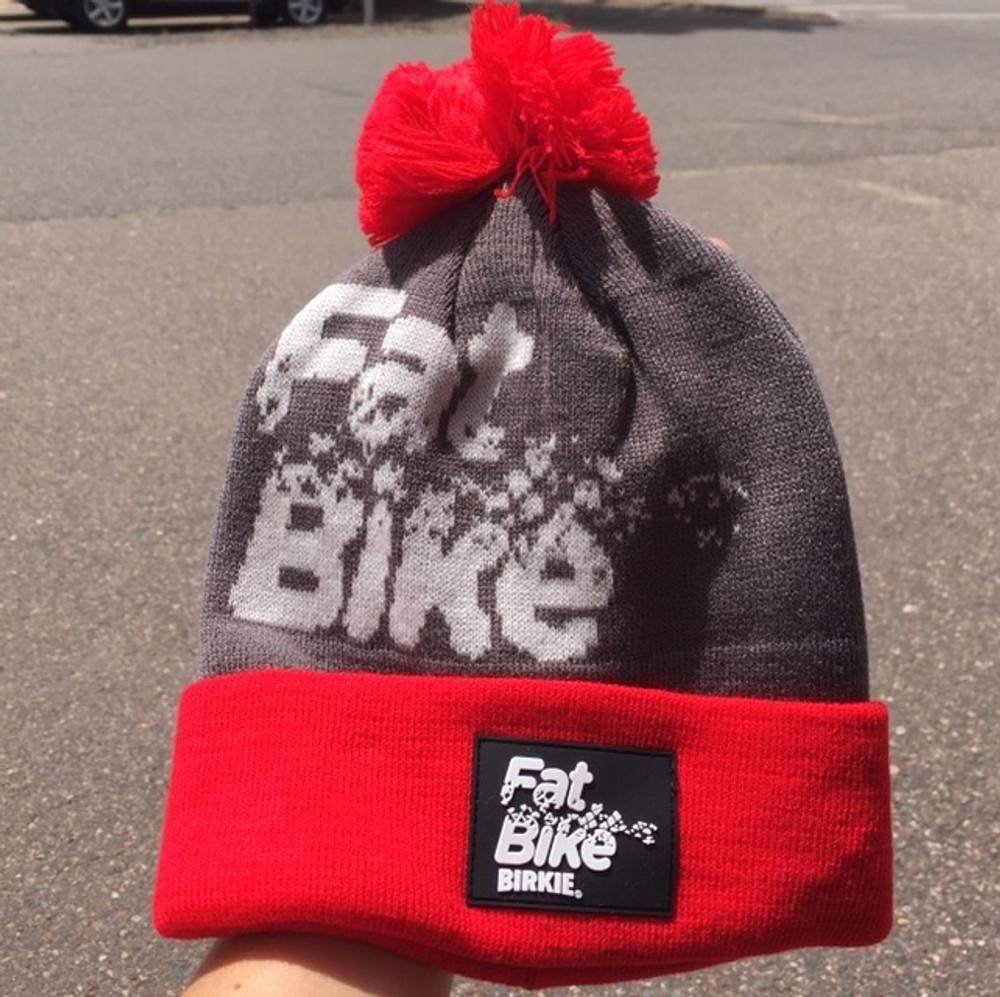 Knit Fat Bike Hat