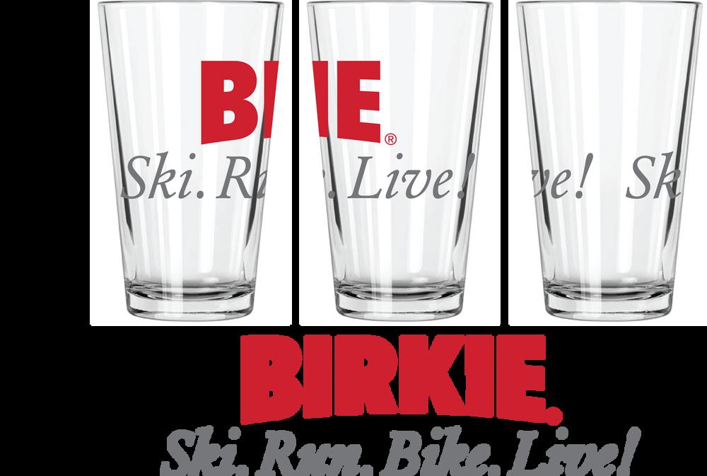 Birkie Pint Glass