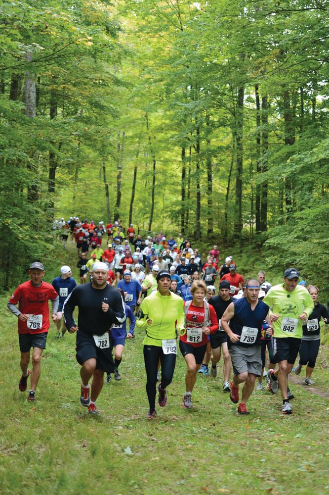 Postcard - Trail Run Group