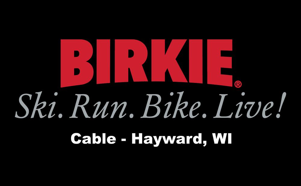 Sticker - Birkie Logo