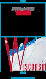 Greeting Card - WI Ski Slope