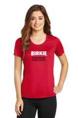 #BirkieStrongerTogether Women's Tech Tee