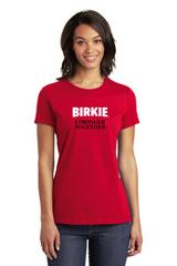 #BirkieStrongerTogether Women's Cotton Tee