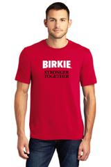 #BirkieStrongerTogether Men's Cotton Tee