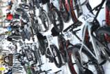 Postcard - Fat Bike Gates
