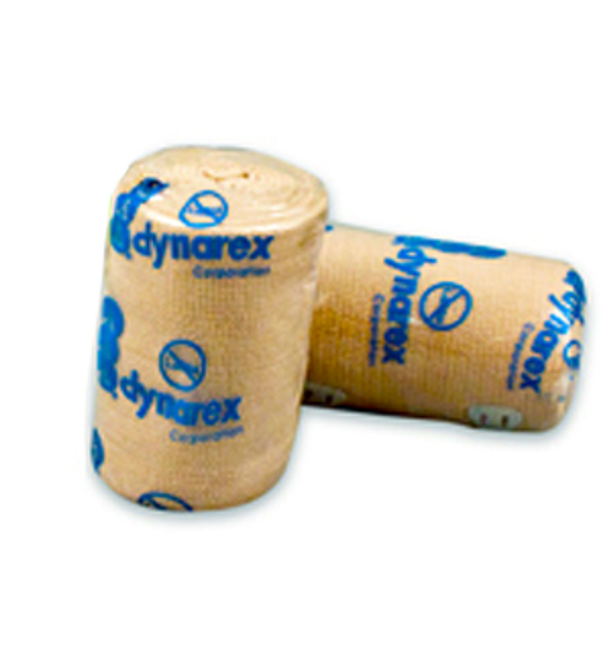 Dynarex Elastic Bandages 2 For Injured Joints And Swollen Limbs