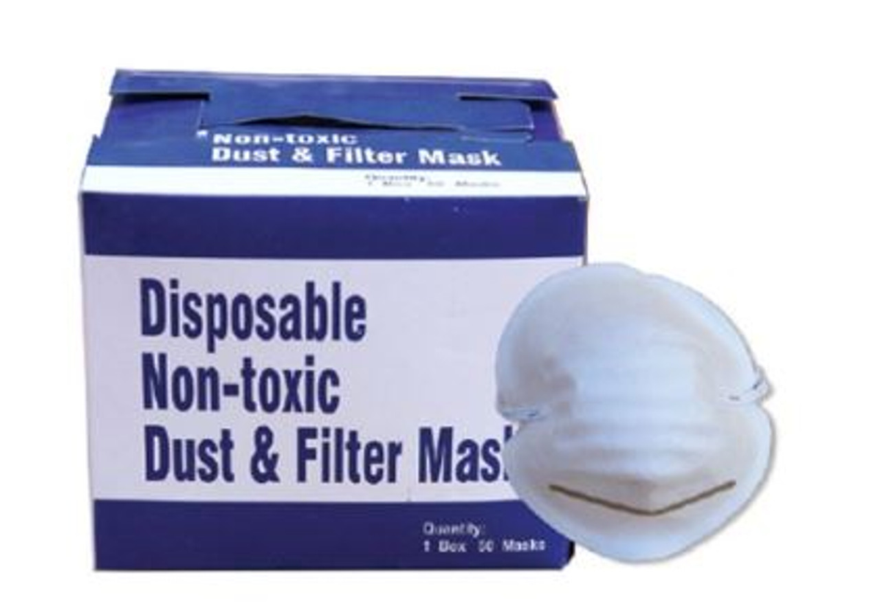 Disposable Cup Style Mask for Particles Non-toxic Dust & Filter Mask SC6000