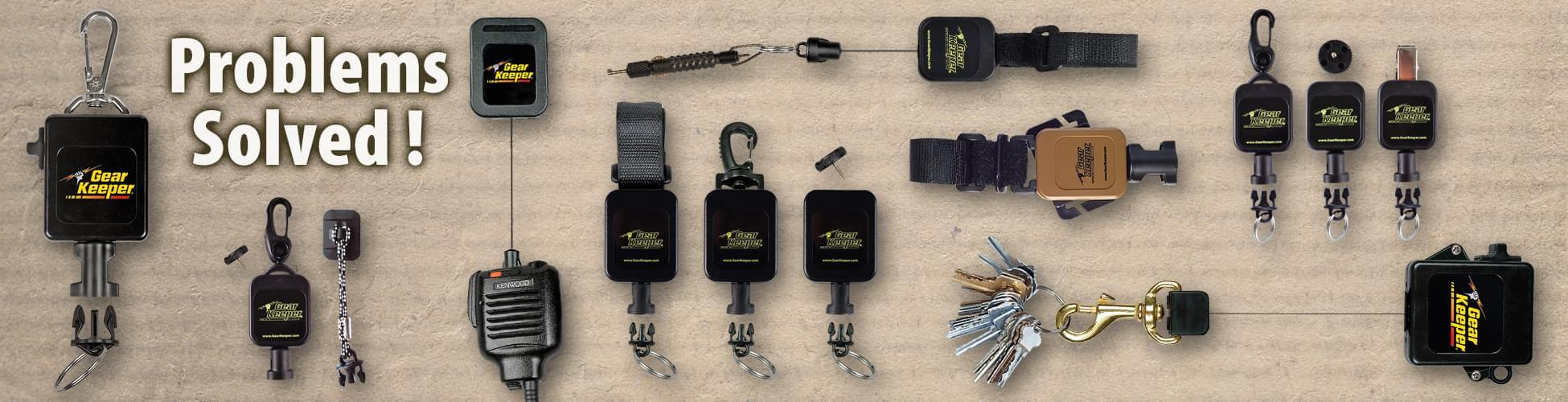 Gear Keeper Products