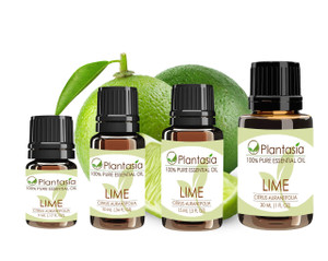 Lime Essential Oil 100% Pure and Natural Quality