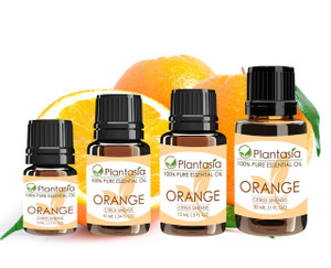 Orange Sweet Essential Oil 100% Pure Natural Therapeutic Grade