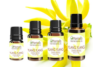 Ylang Ylang Essential Oil 100% Pure Natural Therapeutic Grade Aromatherapy