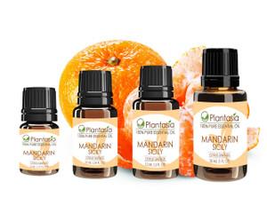 Mandarin Sicily Essential Oil 100% Pure Therapeutic Grade Aromatherapy