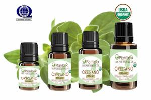 Oregano Organic Essential Oil 100% Pure and Natural Therapeutic Grade Aromatherapy